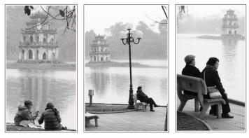 Lãng mạn bên hồ - Romantic