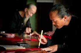 Viết thư pháp - Calligraphy