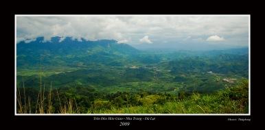 Trên đỉnh Hòn Giao - Lâm Đồng