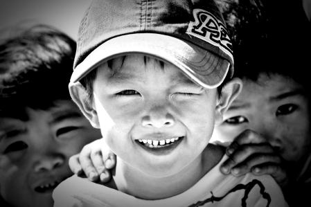 Nụ cười tuổi thơ - Childhood smiles