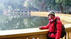 Nhà sàn - ao cá Bác Hồ - Hà Nội