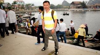 Bến tàm Tam Cốc - Tam Động - Ninh Bình