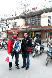 Nhà ga - Lào Cai