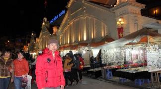 Chợ Đông Xuân - Hà Nội