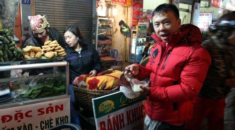 Hàng quán Hà Nội