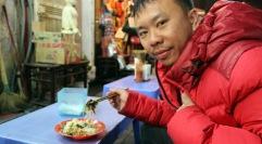 """Món ăn Hà Nội """"Nộm"""" ( Gỏi khô Bò )"""