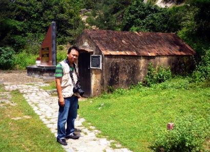 Khu chuồng Bò - Nhà Tù Côn Đảo