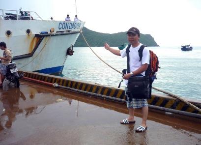 Tàu Côn Đảo 09