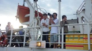 Tên tàu Côn Đảo 09 về lại đất liền